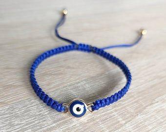 new season jewelry friendship bracelet evil eye bracelet Protect me bracelet