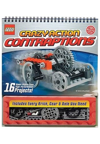 Crazy Action Contraptions Activity Kit By Lego Sponsored Contraptions Affiliate Action Crazy Activity Kits Lego Activities