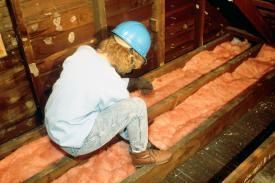 Flash And Batt In The Roof Adding Up The R Values Of Different Types Of Insulation May Not Yiel Types Of Insulation Ceiling Insulation Attic Ceiling Insulation