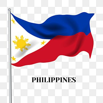 Hand Drawn Cartoon Philippines Flag Philippine National Liberation Day Philippine National Day Cartoon Png And Vector With Transparent Background For Free Do Philippine Flag Flag Drawing Philippines