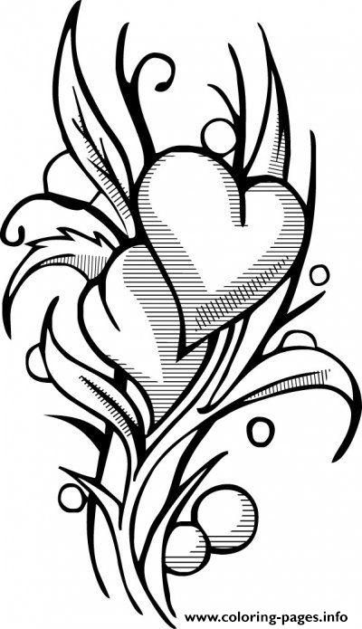 Print Awesome Heart Girls For Teens Coloring Pages In 2021 Coloring Pages For Girls Coloring Pages Coloring Pages For Teenagers