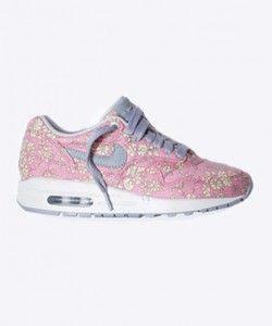 Nike air max 1 premium liberty London