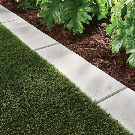 Trim Free Lawn Border Set Of 5 Lawn Borders Landscaping With Rocks Front Yard Landscaping Design