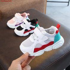 b395ae57 5.45 31% de DESCUENTO HaoChengJiaDe niños otoño niños zapatillas de deporte  de malla primavera bebé niños Casual zapatos de moda Zapatos de deporte  Zapatos ...