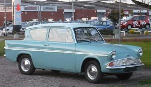 1962 1967 Ford Anglia Super Classic British Ford Cars For Sale