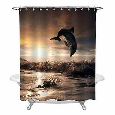 Ad Ebay Url Mitovilla Beautiful Dolphins Jumping Over Breaking