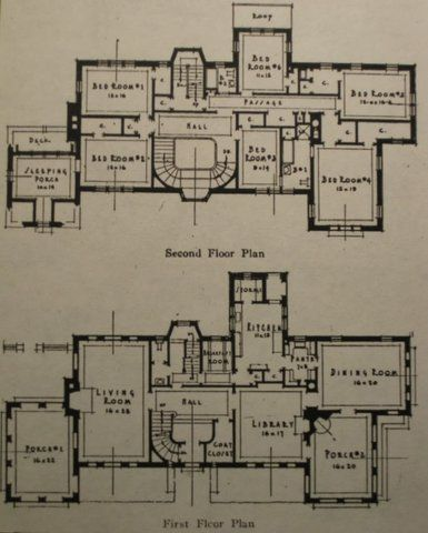 Img 8984 Jpg Photo By Revin301 Mansion Floor Plan Vintage House Plans Architectural Floor Plans