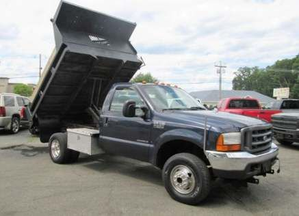 34 Ideas For 1 Ton Dump Truck Ford Truck Dump Trucks Ford Trucks Trucks