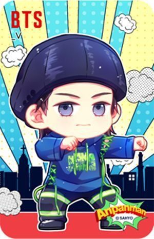 Pin By Onewloveyuu On Hinh Bts Chibi Bts Drawings Bts Fanart