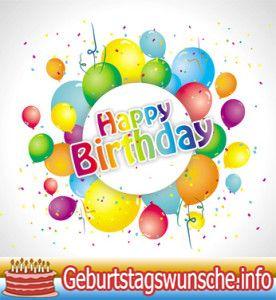 Geburtstagswunsche Fur Kinder Mit Bildern Geburtstagswunsche