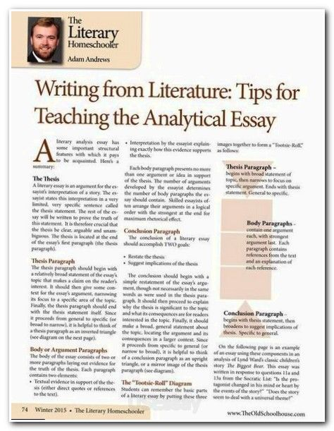 Pin On Essay Writing Tips Two Kind Analysi