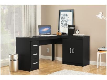 Decoracao Home Office Escrivaninha Mesa Para Computador 2