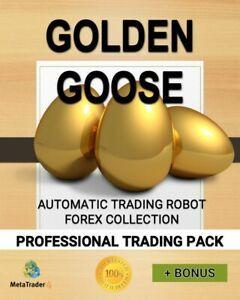 Forex Robot Profit Trading Pack Discount Golden Goosse 2019