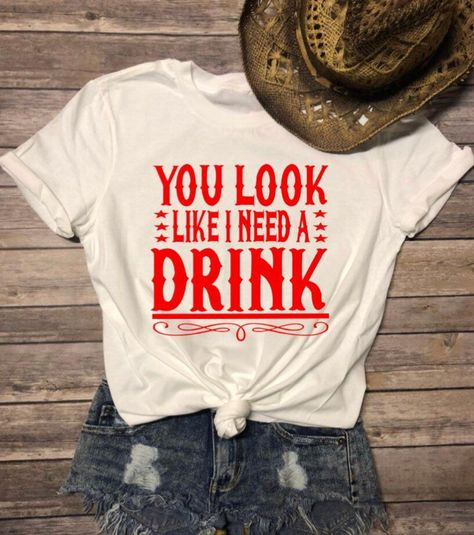 You look like I need a drink Wild Heart Country Soul Country shirt Concert tank Summer tank country music whiskey tank jason aldean - Lyric Shirts - Ideas of Lyric Shirts - Country Shirts, Cute Concert Outfits, Music Festival Outfits, Music Festivals, Country Music Outfits, Country Concert Outfit Summer, Country Concerts, Country Concert Fashion, Summer Country Outfits