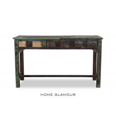 Reclaimed Wood Console Table Reclaimed Furniture Furnituredesign India Vintage With Images Designer Console Table Reclaimed Wood Console Table Table