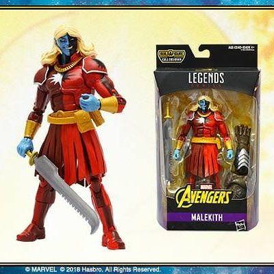 Avengers Marvel Legends Infinity War Action Figure Wave 2
