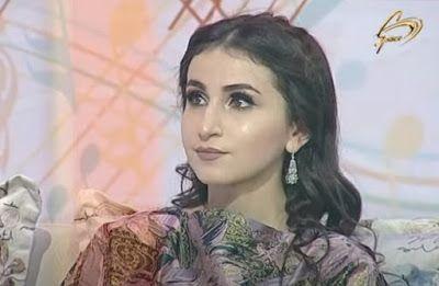 Blogger Ilahə Rustəmova Azerbaidjan Vii Mugam 2019