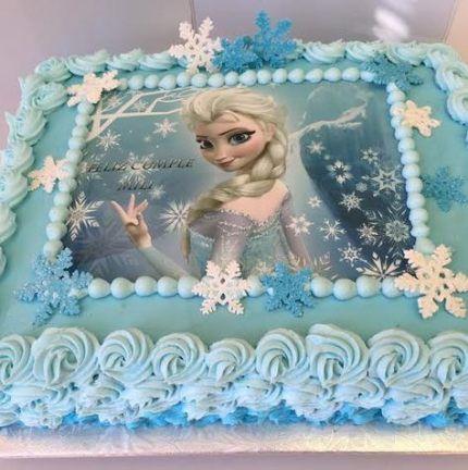 Party Birthday Cake Disney Frozen 51 Ideas For 2019 Party Cake