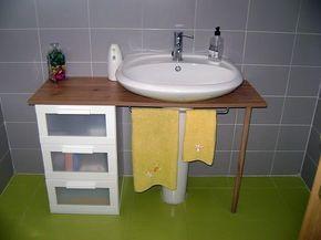 Ikea Hack El Mueble Del Bano De Yani Muebles De Bano Muebles