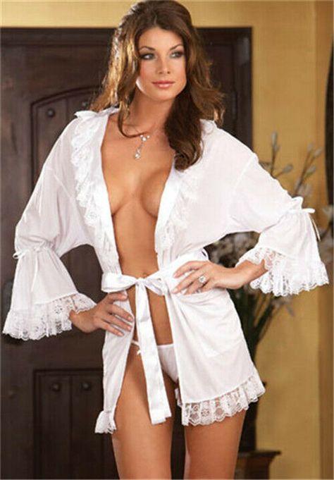 cfaae9a083a Lots Women Sexy Lingerie Lace Dress G-string Underwear Babydoll Sleepwear  Sets  Ad Lingerie