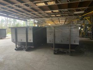 Roll Off Dumpsters For Sale In Mobile Alabama Cedar Manufacturing In 2020 Roll Off Dumpster Dumpsters Mobile Alabama