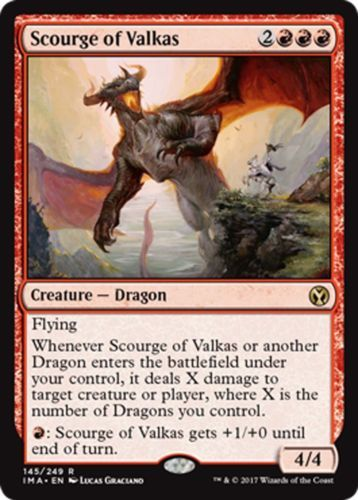 MTG Einzelkarten Scourge *Rare Damage  NM* Magic: The Gathering MTG 1x FORM OF THE DRAGON