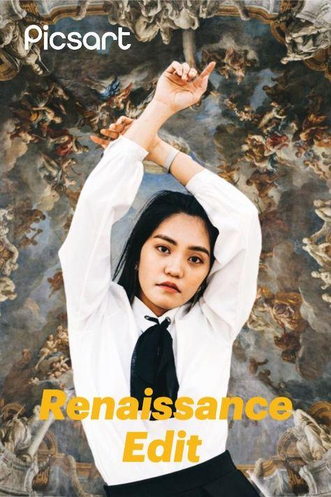 Search for Renaissance on Picsart and create your next masterpiece. #renaissance #oilpainting #art