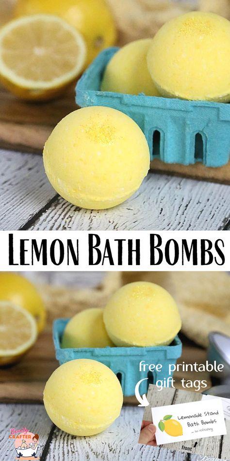 Bath Bomb Recipes, Soap Recipes, Homemade Bath Bombs, Diy Bath Bombs, Bombe Recipe, Free Printable Gift Tags, Bath Fizzies, Home Made Soap, Homemade Beauty