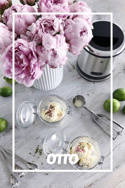 Homemade Joghurt-Eis