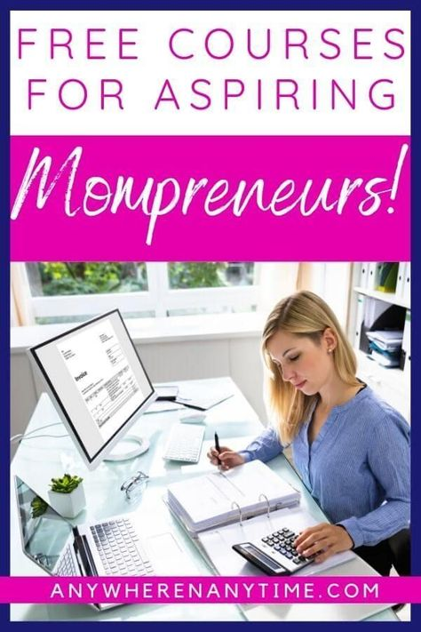 Free Courses to Jumpstart Your Work At Home Career