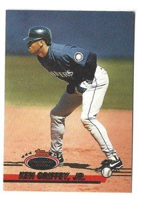 Mint 1993 Topps Stadium Club Ken Griffey Jr Card 707 By