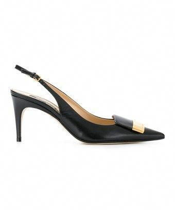 3a39721ee34d SERGIO ROSSI SERGIO ROSSI WOMEN S BLACK PUMPS.  sergiorossi  shoes ...