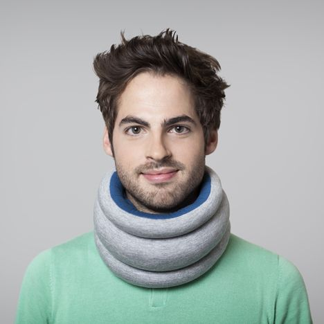 Ostrich Pillow Lite: Portable Power