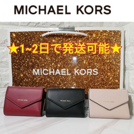 huge selection of 90c6f 6cafa 即発可】 MICHAEL KORS マイケルコース 折り財布 | My WEAR ...