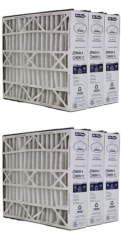 Details About Trion Air Bear 255649 102 3 Pack Pleated Furnace