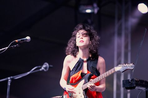 St. Vincent at Coachella