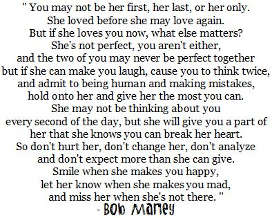 Bob Marley On The Subject Of Love So True If Only Pinterest Quotes And