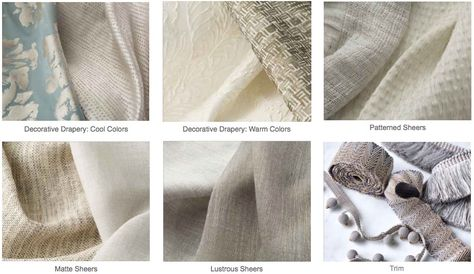 The Window Library Fabric And Trim Collections From Robert Allen