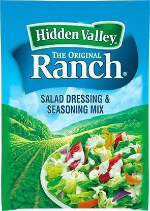 Hidden Valley Original Ranch Seasoning Salad Dressing Recipe Mix Packet Hidden Valley Ranch Seasoning Mixes Ranch Seasoning Baked Ranch Chicken