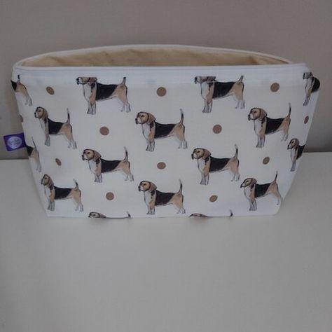 Beagle Cosmetic Bag Beagle Gifts Cosmetic Bag Beagle