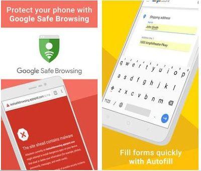 lessamoor: Google Chrome: Fast & Secure APK   android   Chrome web
