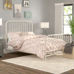 Exclusive Deal Elyse Bed Frame By Three Posts Bedroom Furniture Loft Bed Frame Panel Bed Bed