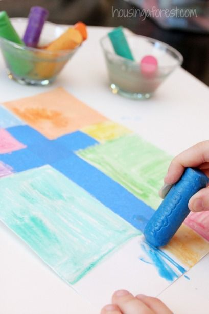 Easy Cross Craft For Kids Easter Craft Easter Crafts For Kids
