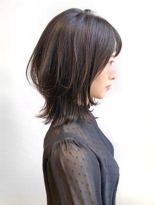 2021年夏 ウルフの髪型 ヘアアレンジ 人気順 ホットペッパービューティー ヘアスタイル ヘアカタログ ヘアスタイリング ヘアスタイル 髪型