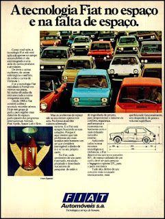 Anuncio Fiat Automoveis 1976 Carros E Caminhoes Carros Propagandas Vintage