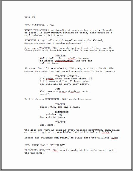 Stage Play Format Template Unique Script Formatting Screenwriter Coaching And Talent Screenwriting Screenplay Template Screenplay