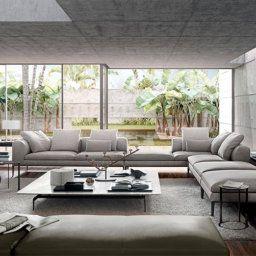 Modern Luxury Ceo Office Interior Design Jeddah Saudi Arabia Cas Contemporary Living Room Design Living Room Designs Living Room Sofa