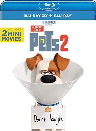 The Secret Life Of Pets 2 2019 3d Dual Audio Hindi 1080p Bluray Download Secret Life Secret Life Of Pets The Secret Movie