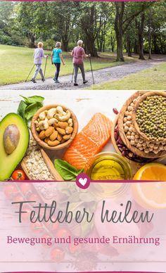 Gewichtsverlust durch Fettleber