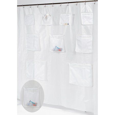 Home In 2020 Hookless Shower Curtain Vinyl Shower Curtains
